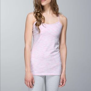 lululemon Wee Are From Space in White Barely Pink